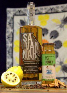 Tea Honey Toddy